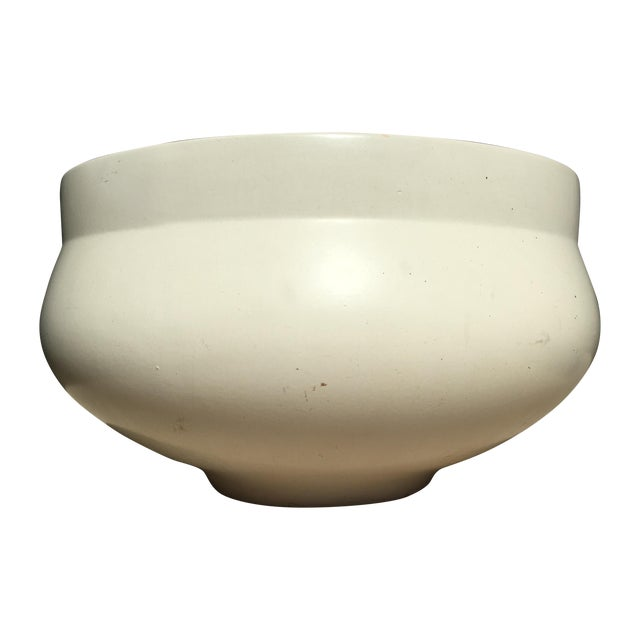 White David Cressey Architectural Pot - Image 1 of 9
