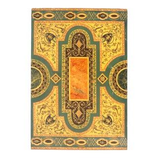 Italian Roman Pompeiian-Style Panel For Sale