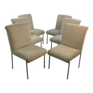 Midcentury Dining Chairs, - Set of 6 For Sale