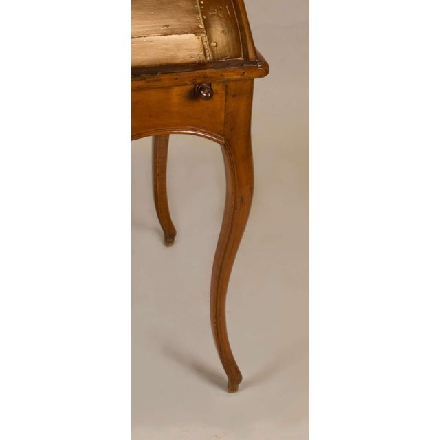 Mid 19th Century Circa 1825 French Slant Front Writing Desk For Sale - Image 5 of 7