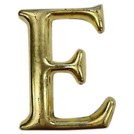 "Vintage English Pub Sign Letter ""E"" - Image 1 of 3"