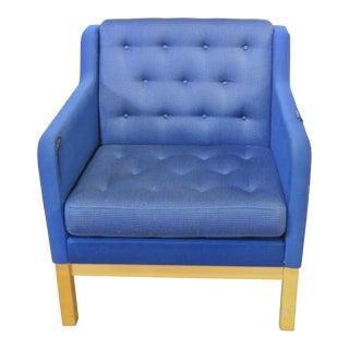 Mid-Century Modern Club Chair, Attr Eric Jorgensen For Sale