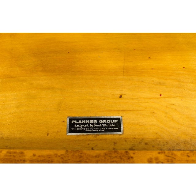 Mid-Century Modern Paul McCobb Planner Group Coffee Table For Sale - Image 9 of 11