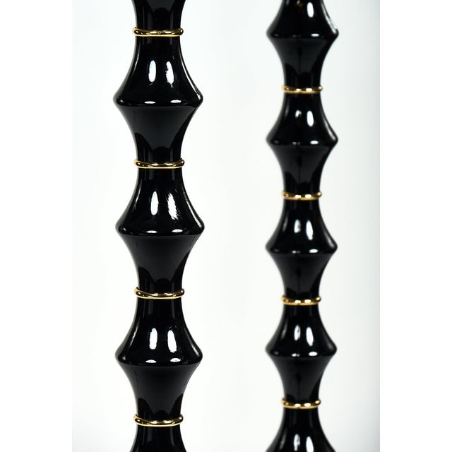 2010s Murano Glass Floor Lamps by a Dona For Sale - Image 5 of 12
