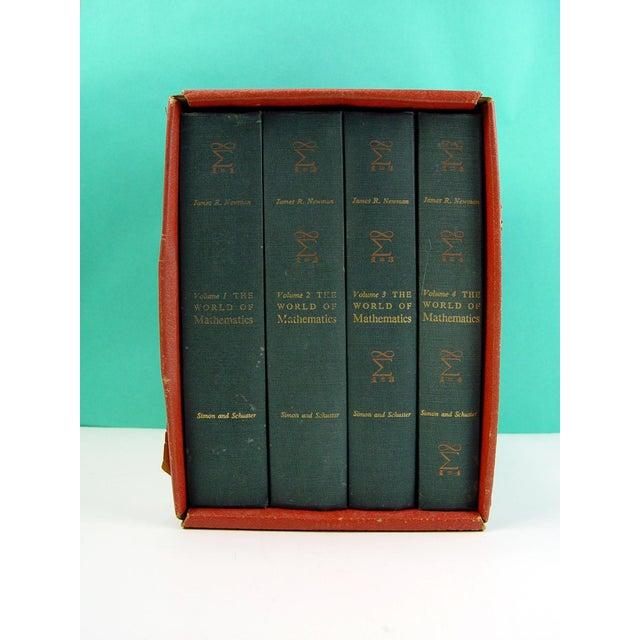 World of Mathematics - 4 Volumes - Image 3 of 9