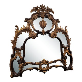 Theodore Alexander Large Sloane Mirror For Sale