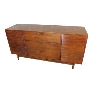 American of Martinsville Dania Collection Credenza / Dresser For Sale