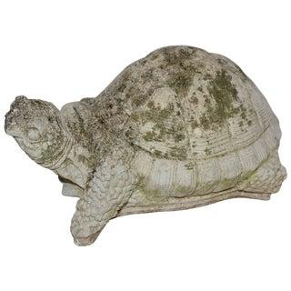 Concrete Turtle Garden Home Decor For Sale