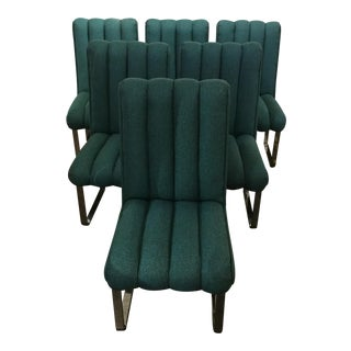 Pace Mid-Century Luxury Chairs - Set of 6