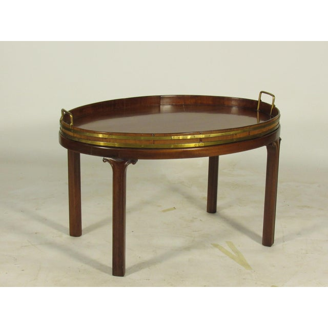 19th Century Regency Butler's Tray Table - Image 7 of 7