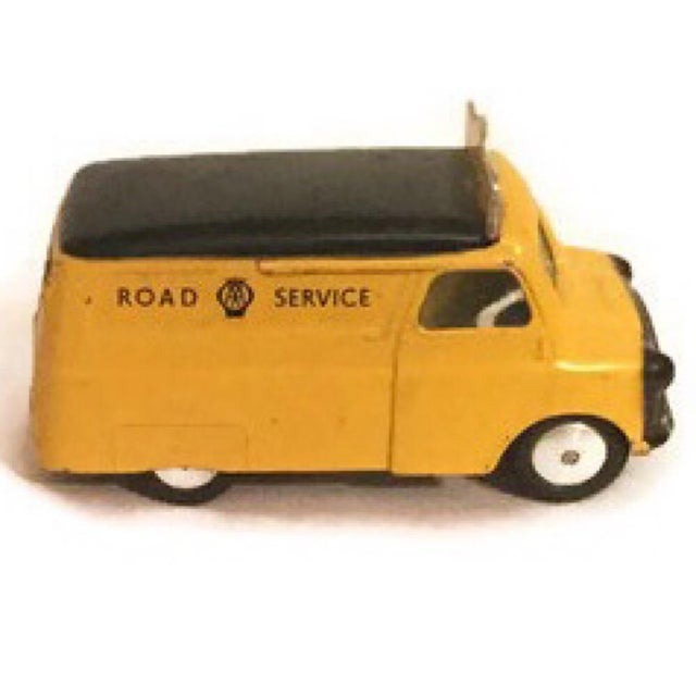 Diecast Corgi Bedford Aa Road Service Van Vintage British Toy Car - Image 2 of 6