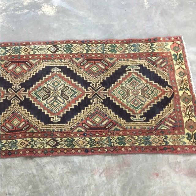 Hamadan Persian Rug - 2'6'' x 3'6'' - Image 4 of 8