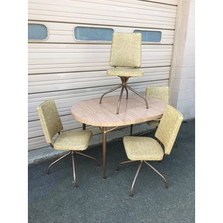 1966 Daystrom Mid-Century Modern Dinette Set - 5 Pieces Preview