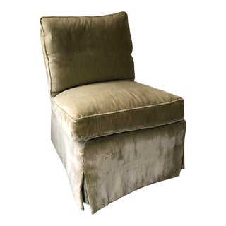 "William Yeoward Obecca ""Slipper"" Chair For Sale"