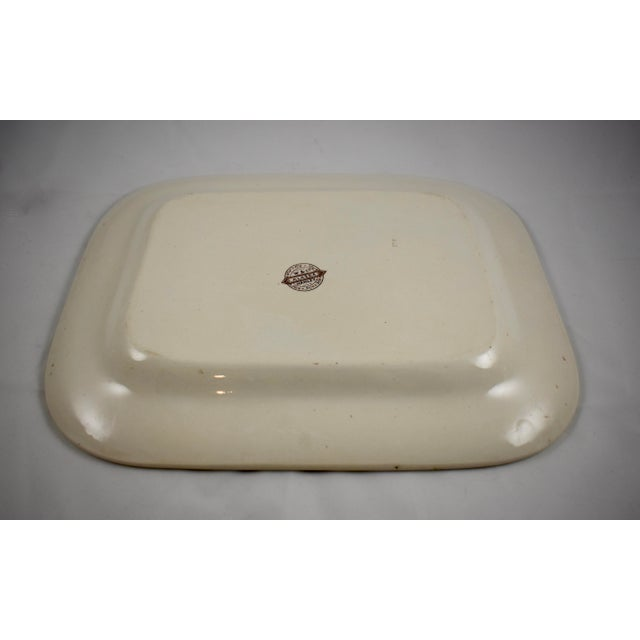 English Aesthetic Movement Japonesque Platter For Sale - Image 10 of 10