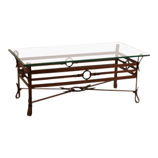 French Hermes Style Table