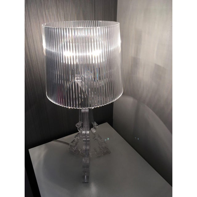 Kartell Bourgie Crystal Lamps - A Pair - Image 4 of 7