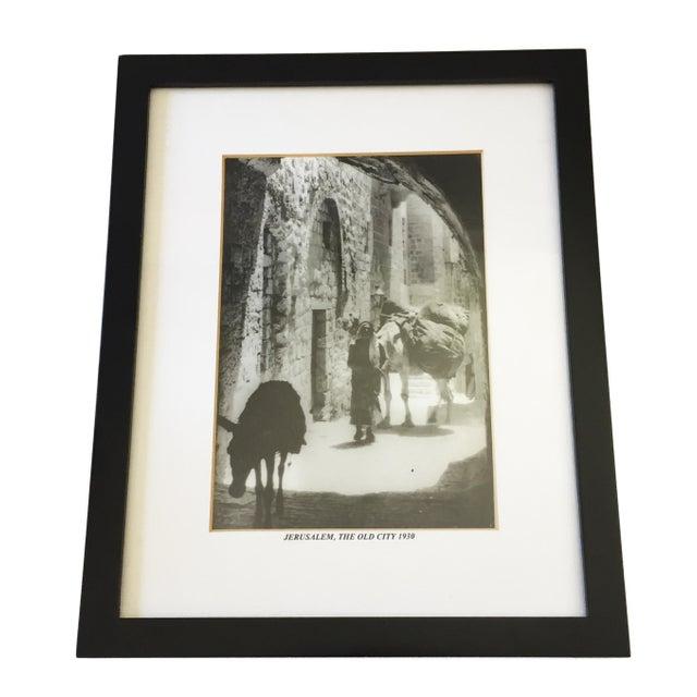 Photograph Jerusalem,The Old City 1930 For Sale - Image 9 of 9