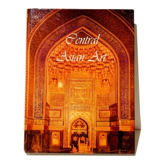 Central Asian Art Art Book Coffee Table Book For Sale