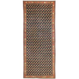 Bidjar Persian Rug - 7′ × 16′6″ For Sale