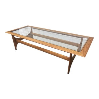 Adrian Pearsall Style Atomic Coffee Table