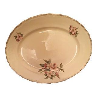 Royal Swan Serving Platter For Sale