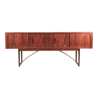 Vintage Danish Rosewood Sideboard For Sale