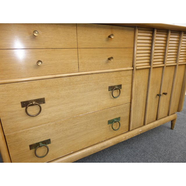 Mid-Century Danish Modern Buffet Sideboard - Image 6 of 11