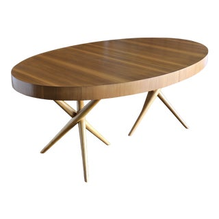 t.h. Robsjohn-Gibbings Dining Table for Widdicomb Circa 1955 For Sale