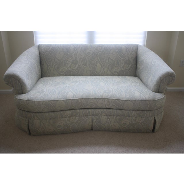 Ethan Allen Quot Paris Quot Sofa Couch Loveseat Chairish