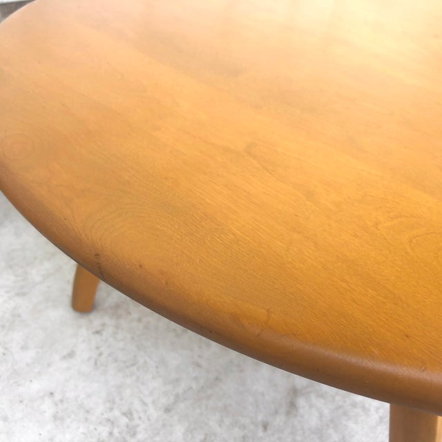 Mid-Century Coffee Table by Heywood Wakefield For Sale In New York - Image 6 of 13