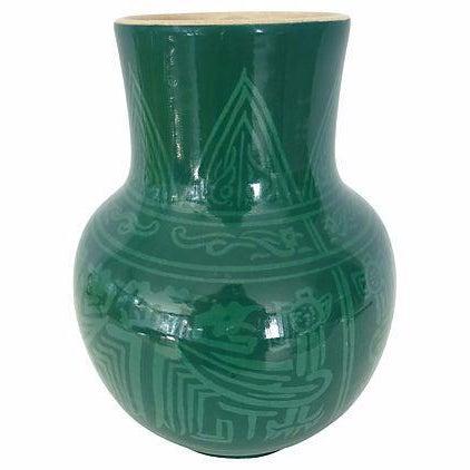 Japanese Satsuma Kinkozan Vase - Image 1 of 4