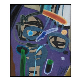 Abstract Painting by Dan Perfect For Sale