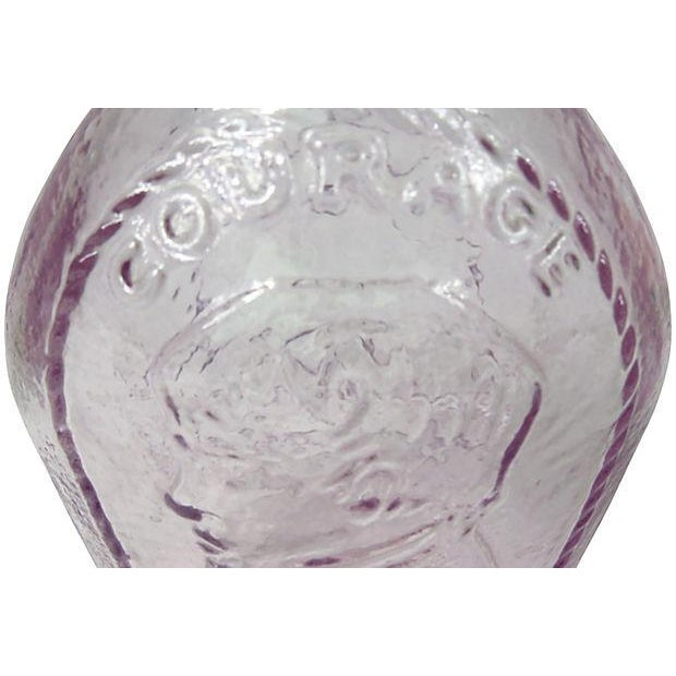 Americana Glass Bottles - Set of 3 - Image 6 of 7