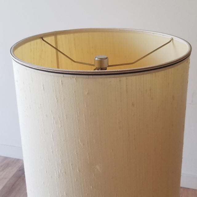Mid 20th Century Italian Murano Aventurina Glass Table Lamp For Sale - Image 9 of 13