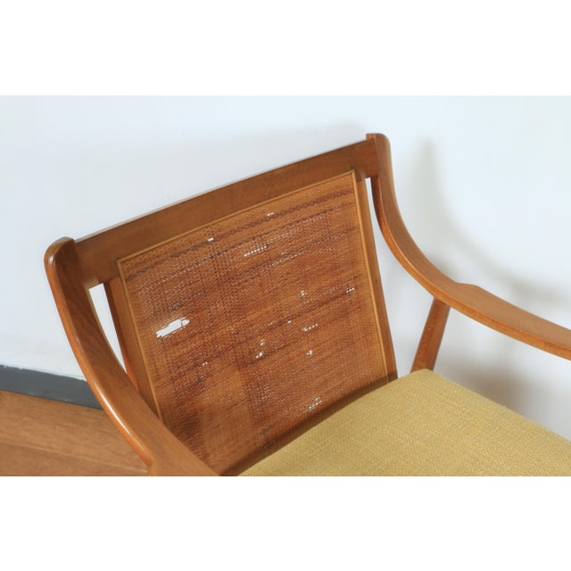 1960s Yugoslavia Yellow Side Chairs For Sale In Los Angeles - Image 6 of 8