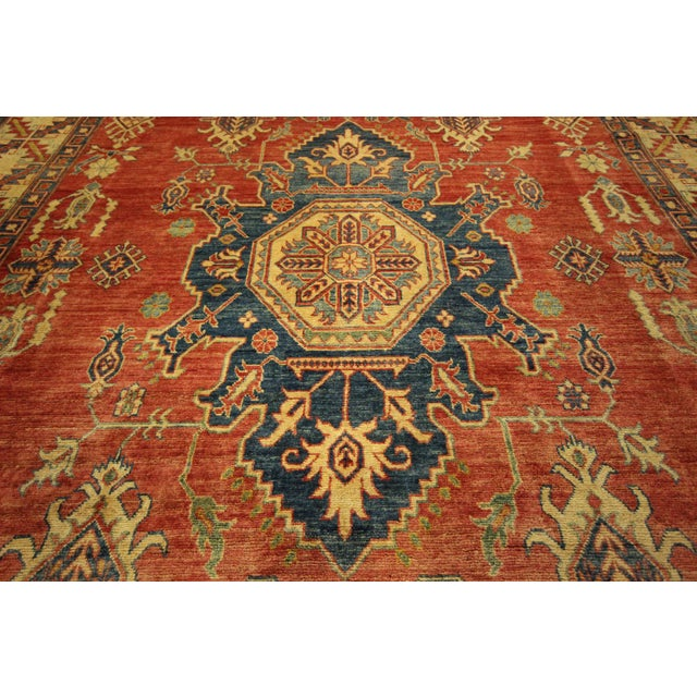 "Mojave Collection Kazak Rug - 7'5"" x 11'5"" - Image 5 of 11"