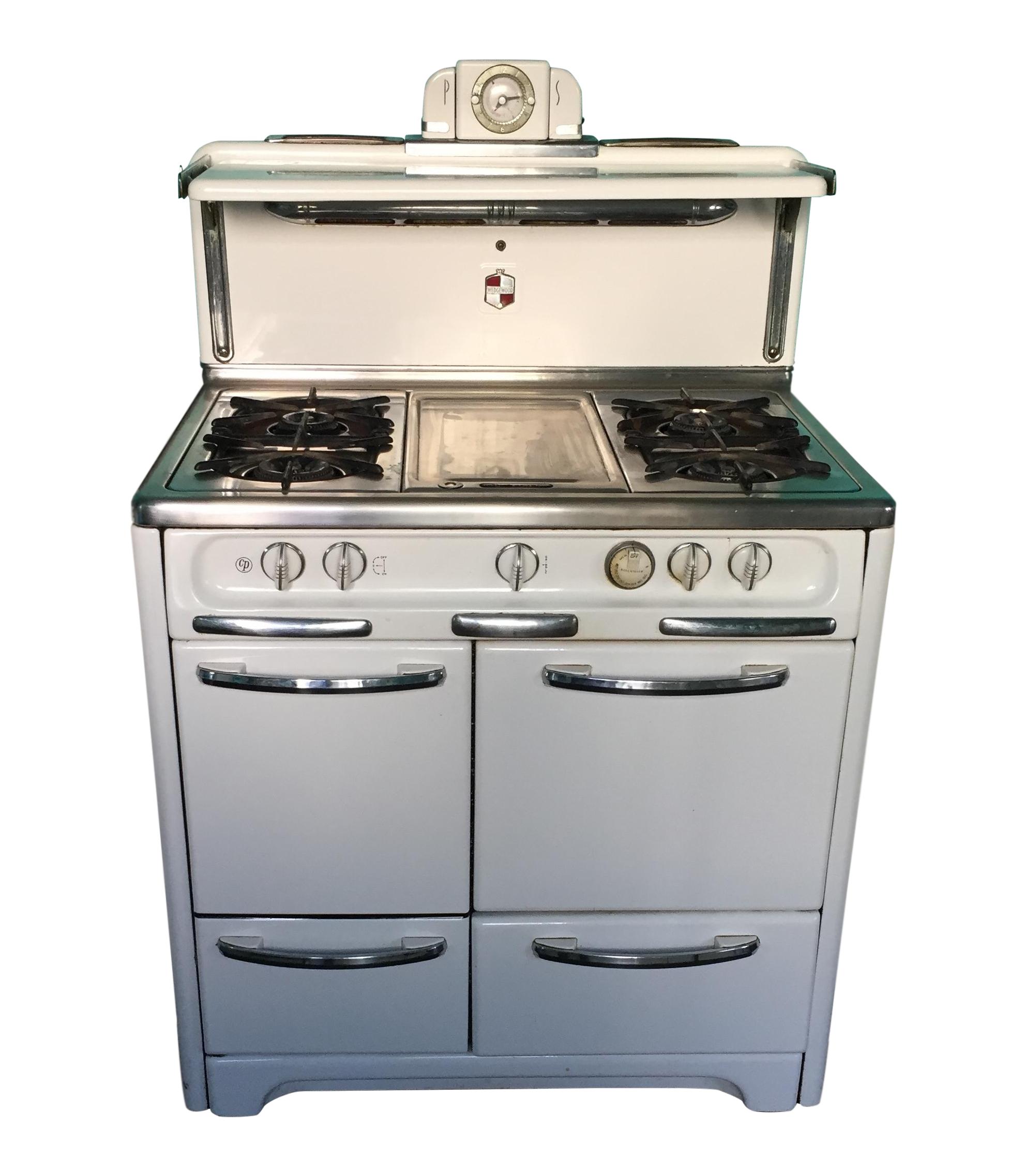 Dating wedgewood stove
