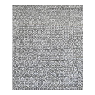 Mansour Genuine Handwoven Modern Rug - 8' X 10' For Sale