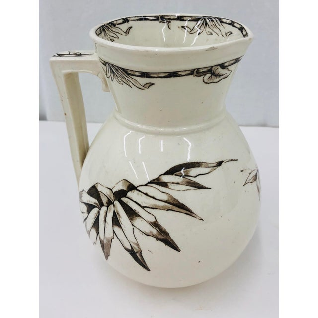 Antique Pitcher For Sale In Raleigh - Image 6 of 11