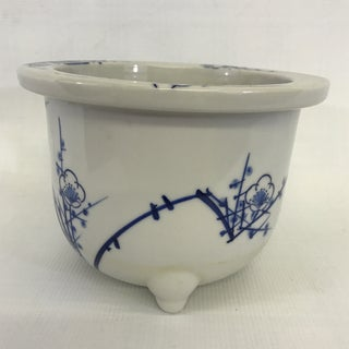Chinese Blue and White Porcelain Flower Pot Preview