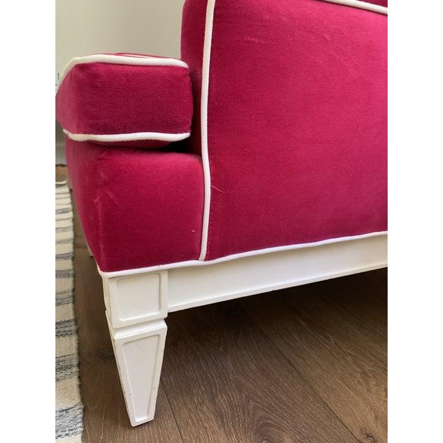 2010s Modern Jonathan Adler Pink Children's Chair For Sale - Image 5 of 7