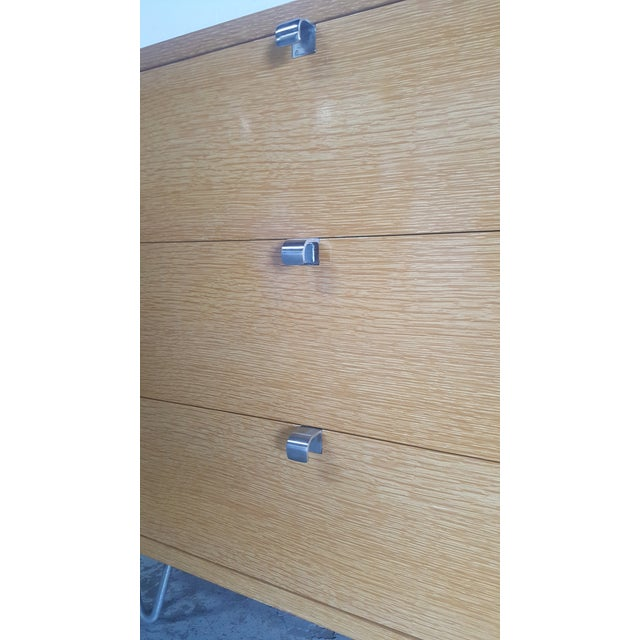 Wood 1960s Mid Century Modern George Nelson for Herman Miller Chest of Drawers For Sale - Image 7 of 10