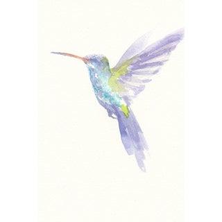 Alexander MacFaul 'Hummingbird, Violet and Blue' For Sale