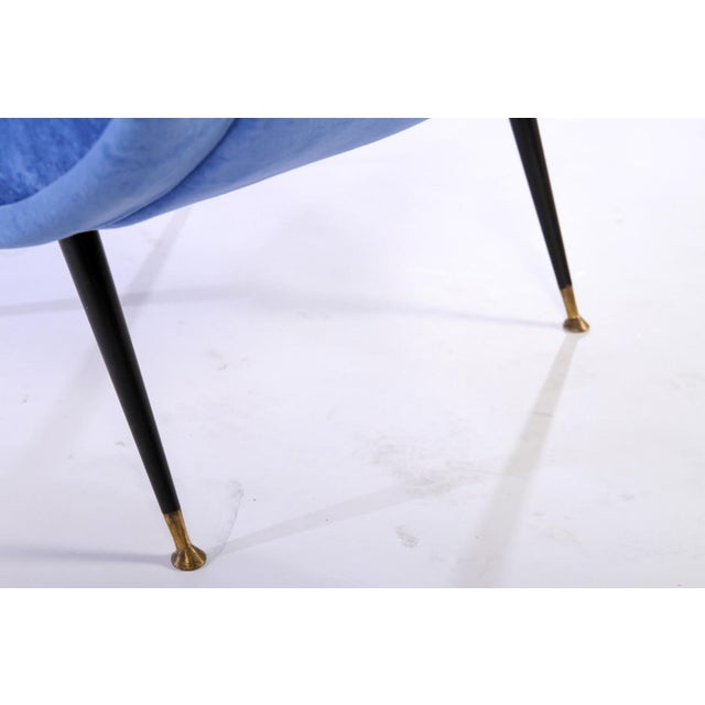 Marco Zanuso Style Lady Chairs - A Pair - Image 5 of 6