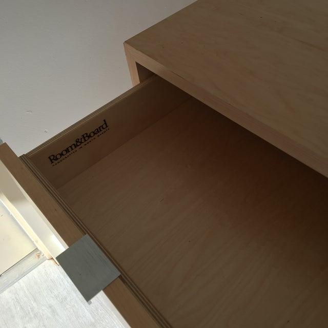 Room & Board Custom Copenhagen Storage Console - Image 6 of 7