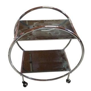 Art Deco Tea Cart/Tea Service For Sale