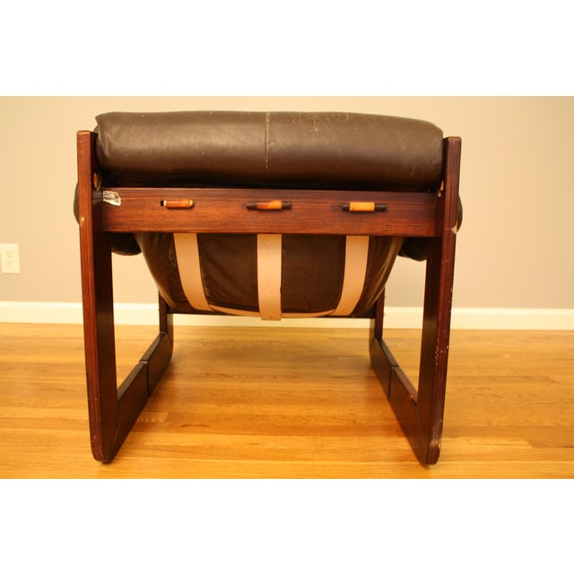 Percival Lafer Lounge Chair For Sale - Image 5 of 8
