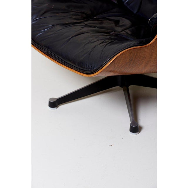 Classic Lounge Chair by Ray and Charles Eames for Herman Miller, 1970s For Sale - Image 9 of 12