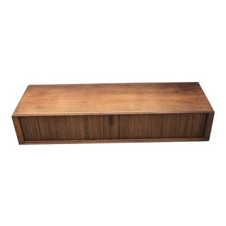 Mid Century Low Media Console For Sale